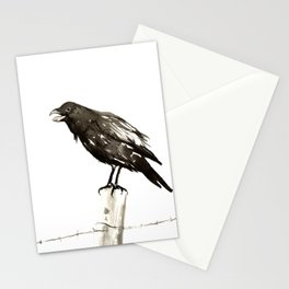 Raven's Call Stationery Cards