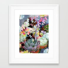 Melody Framed Art Print