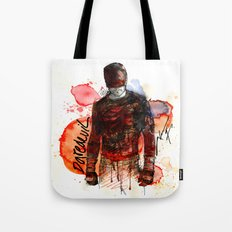 THE MAN WITHOUT FEAR Tote Bag