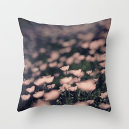 (Pale) Throw Pillow