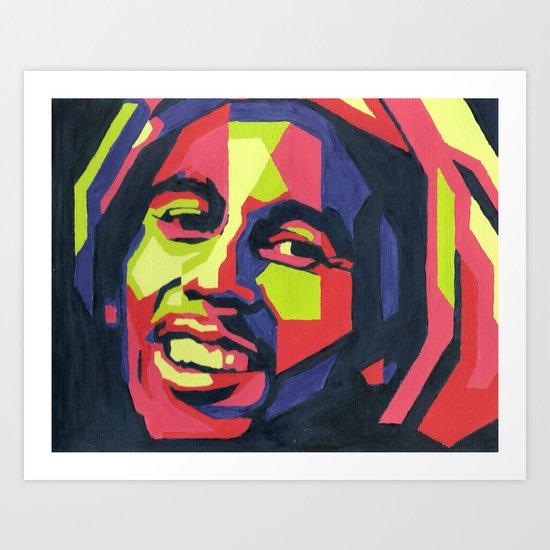 BNM Art Print