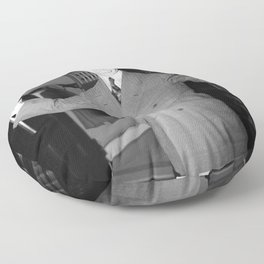 Huey Long - Louisiana Senator - 1935 Floor Pillow
