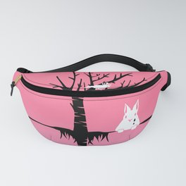 Who Made The Rabbit Cry Fanny Pack
