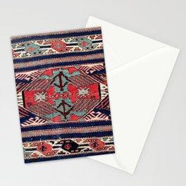 Shahsavan Azerbaijan Northwest Persian Bag Face Print Stationery Cards