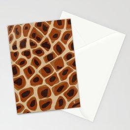 en peligro de extinción Stationery Cards