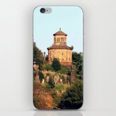 Necropolis glasgow iPhone & iPod Skin