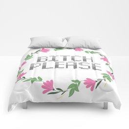 Sassy Cross Stitch Comforters