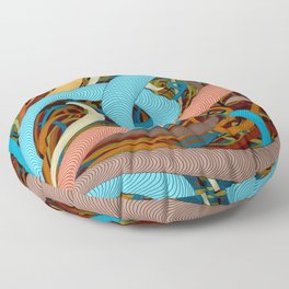 Vines Floor Pillow