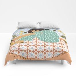 Parisian chic Comforters