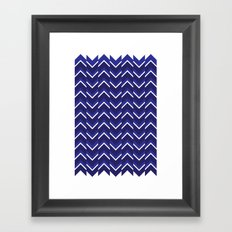 Blues Framed Art Print