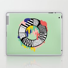 O for ... Laptop & iPad Skin