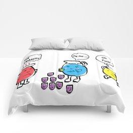 Oh F! Comforters