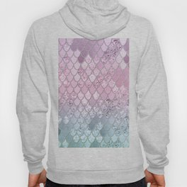 Mermaid Glitter Scales #2 #shiny #decor #art #society6 Hoody