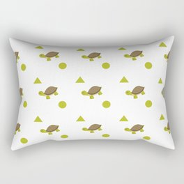 Turtles Rectangular Pillow