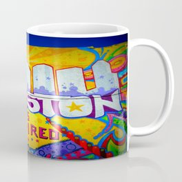 Houston is Inspired Coffee Mug