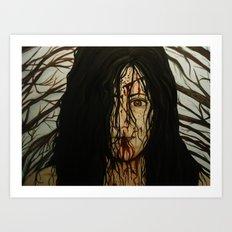Evil Dead Art Print