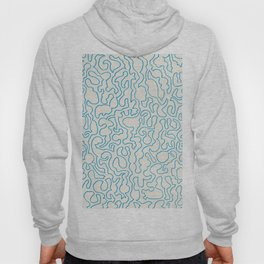 Puzzle Drawing #1 Hoody