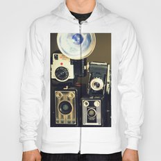 Vintage Camera Collection Hoody