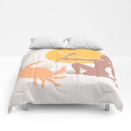 Virgo Sun Cancer Moon Comforters