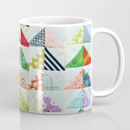 Flying Geese Quilt Pattern Coffee Mug
