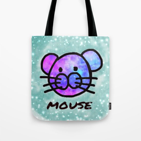 mouse-295 Tote Bag