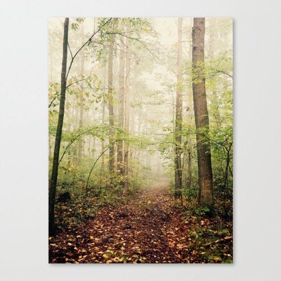 Get Lost Canvas Print