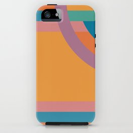 Boca Introspect iPhone Case