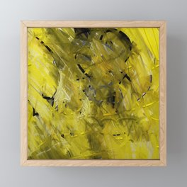 Free form by LH Framed Mini Art Print