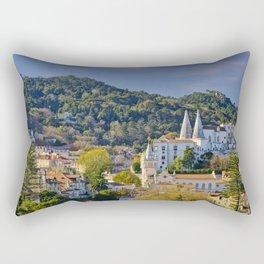 Sintra, evening light Rectangular Pillow