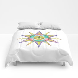 Life Star - The Rainbow Tribe Collection Comforters
