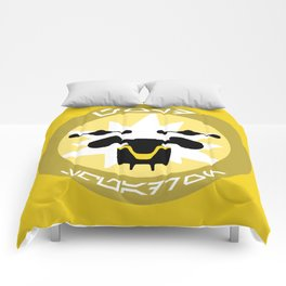 Gold Squadron (Alliance) Comforters
