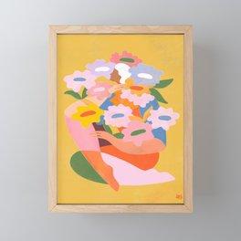 Self Love No.1 Framed Mini Art Print