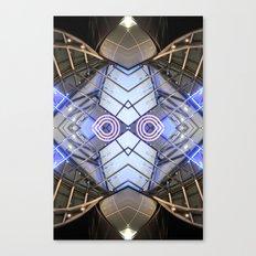 ECA 0215 (Symmetry Series) Canvas Print