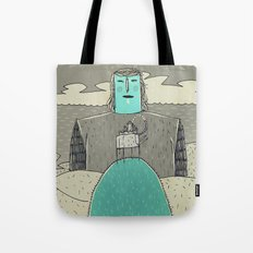 Cityelephant asked counsel to God Tote Bag