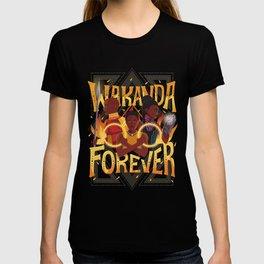 Women of Wakanda T-shirt