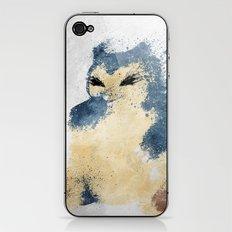 #143 iPhone & iPod Skin