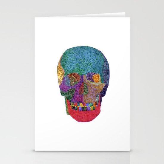 Memento color Stationery Cards
