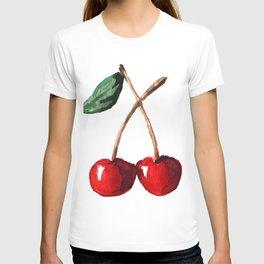 Cherry Red T-shirt