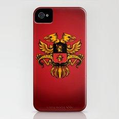 Crest de Chocobo iPhone (4, 4s) Slim Case