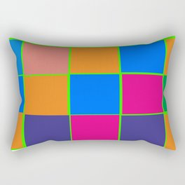 The Pola 002 Rectangular Pillow