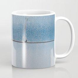 Blue over Blue 02 Coffee Mug