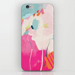 pink sky II iPhone Skin