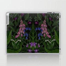 The Poison Garden - Mandragora Laptop & iPad Skin