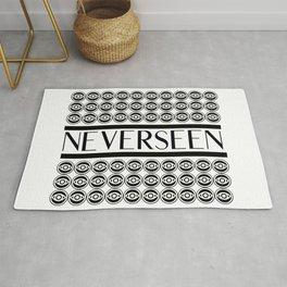 The NEVERSEEN Rug