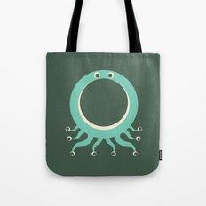 Letter O // Animal Alphabet // Octopus Tote Bag