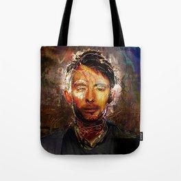 The Portrait Eraser (Thom Yorke) Tote Bag