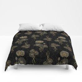 Murky Waters Comforters