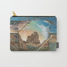 Colorado National Monument Polyscape Carry-All Pouch