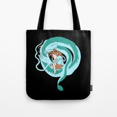 My Dragon Form Tote Bag
