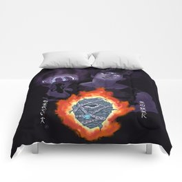 Hiei, The Cursed Child Comforters